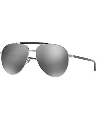 Gucci GG0014S Aviator Sunglasses