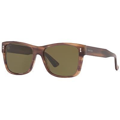 Gucci GG0052S Square Sunglasses
