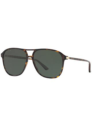 Gucci GG0016S Aviator Sunglasses