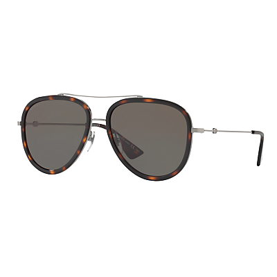 Gucci GG0062S Aviator Sunglasses