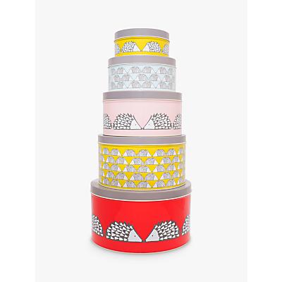 Scion Living Spike Tins, Set of 5