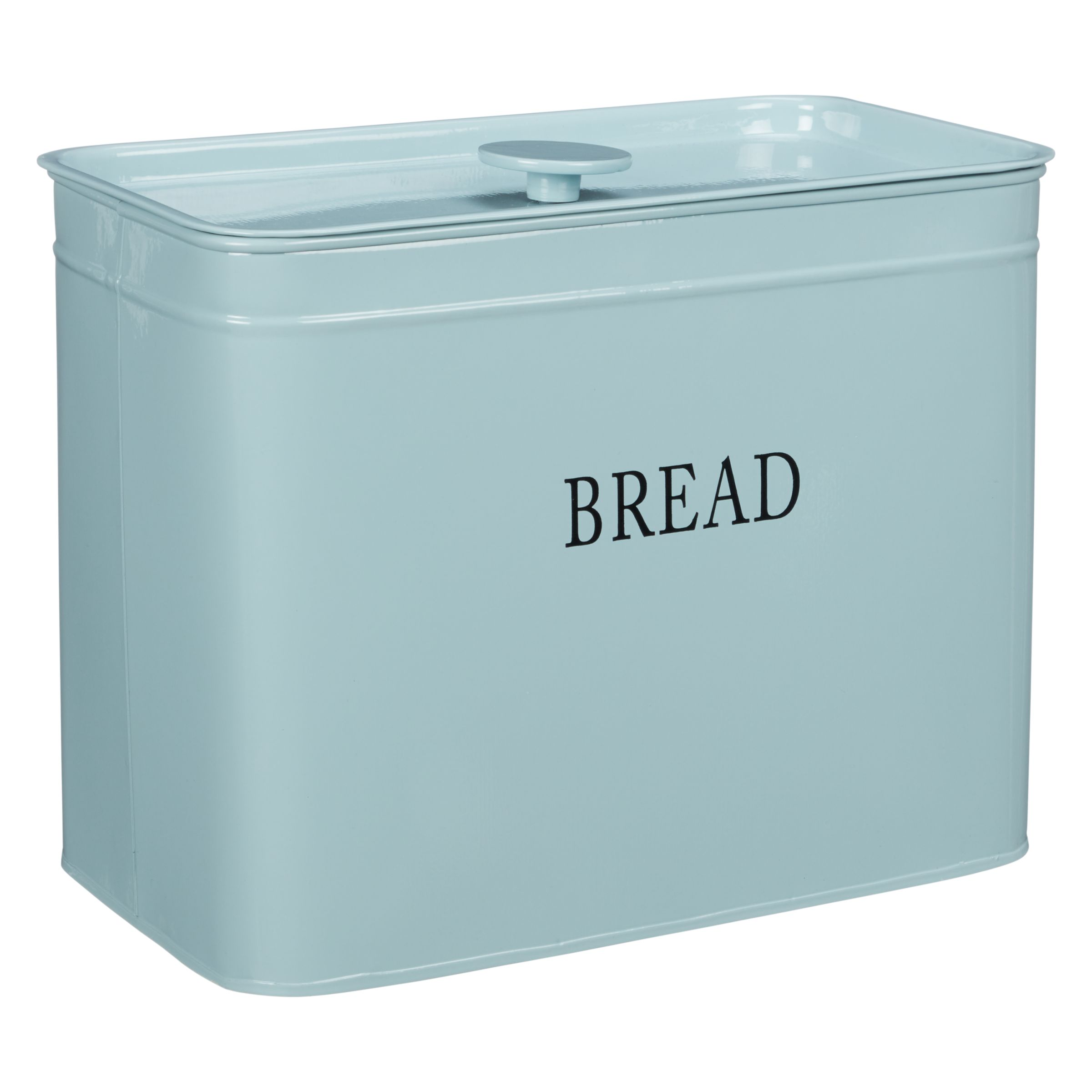 John Lewis Stainless Steel Roll Top Bread Bin | Compare | Bluewater