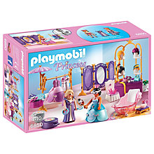 Buy Playmobil Princess Dressing Room with Salon Online at johnlewis.com