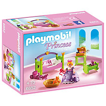 Buy Playmobil Princess Royal Nursery Online at johnlewis.com