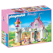 Buy Playmobil Princess Royal Residence Online at johnlewis.com