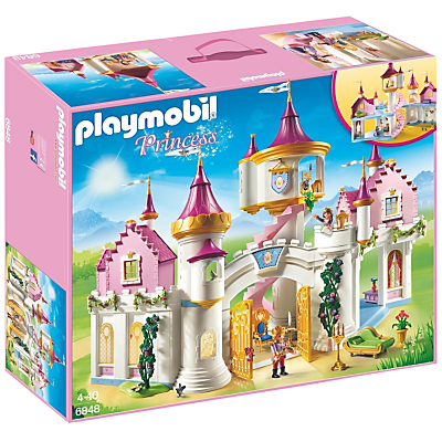 Click here for Playmobil Princess Grand Princess Castle