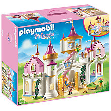 Buy Playmobil Princess Grand Princess Castle Online at johnlewis.com