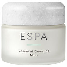 Buy ESPA Essential Cleansing Mask, 55ml Online at johnlewis.com