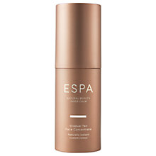 Buy ESPA Gradual Tan Face Concentrate, 15ml Online at johnlewis.com