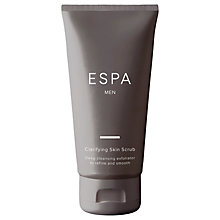 Buy ESPA MEN Clarifying Skin Scrub, 70ml Online at johnlewis.com