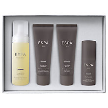 Buy ESPA Men's Introductory Collection Online at johnlewis.com