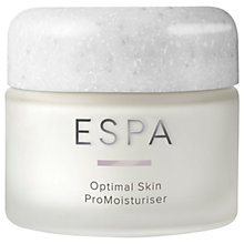 Buy ESPA Optimal Skin ProMoisturiser, 55ml Online at johnlewis.com