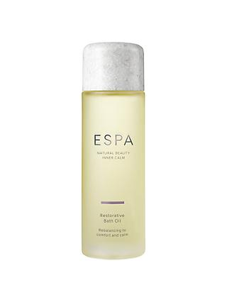 ESPA Restorative Bath Oil, 100ml