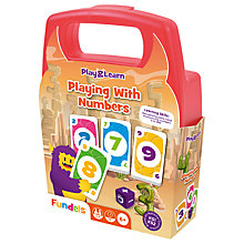 Buy Fundels Play & Learn Playing With Numbers Online at johnlewis.com