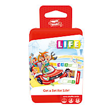 Buy Shuffle The Game Of Life Cards Online at johnlewis.com