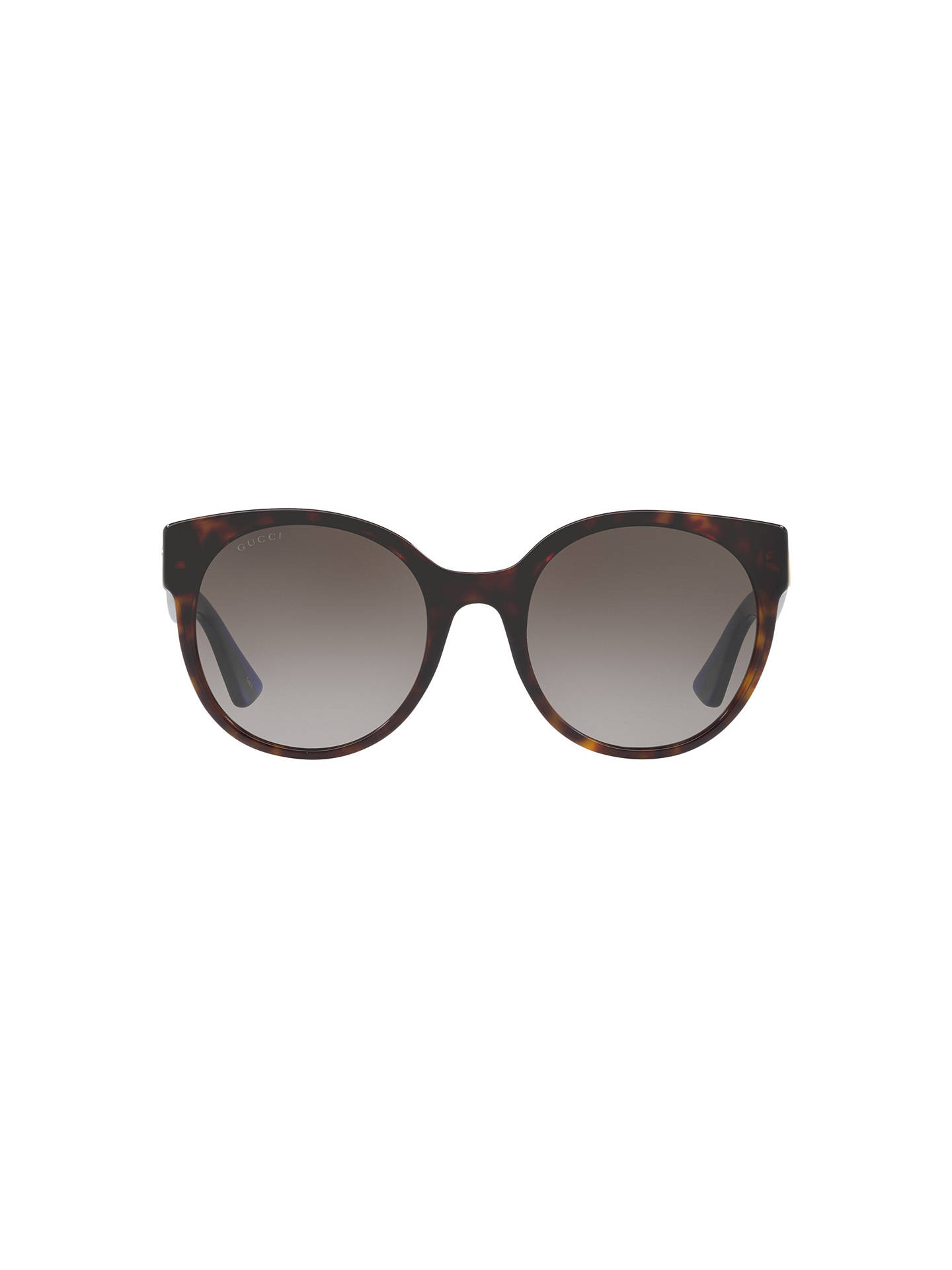 b42b5fab76 Gucci GG0035S Women s Oval Sunglasses at John Lewis   Partners
