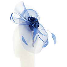 Buy John Lewis Fleur Looped Crin Fascinator Online at johnlewis.com