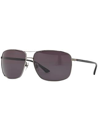 Gucci GG0065SK Rectangular Sunglasses