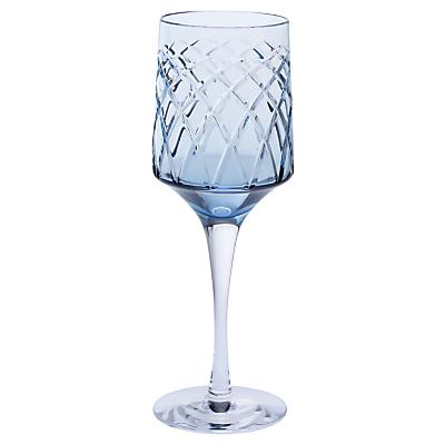 Royal Brierley Harris Crystal Wine Glasses, Set of 2