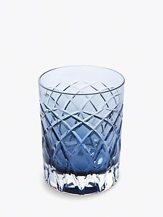 Royal Brierley Harris Tumbler, Set of 2, Ink Blue, 230ml