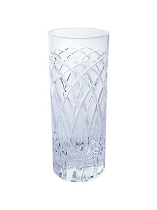 Royal Brierley Harris Crystal Highballs, Set of 2