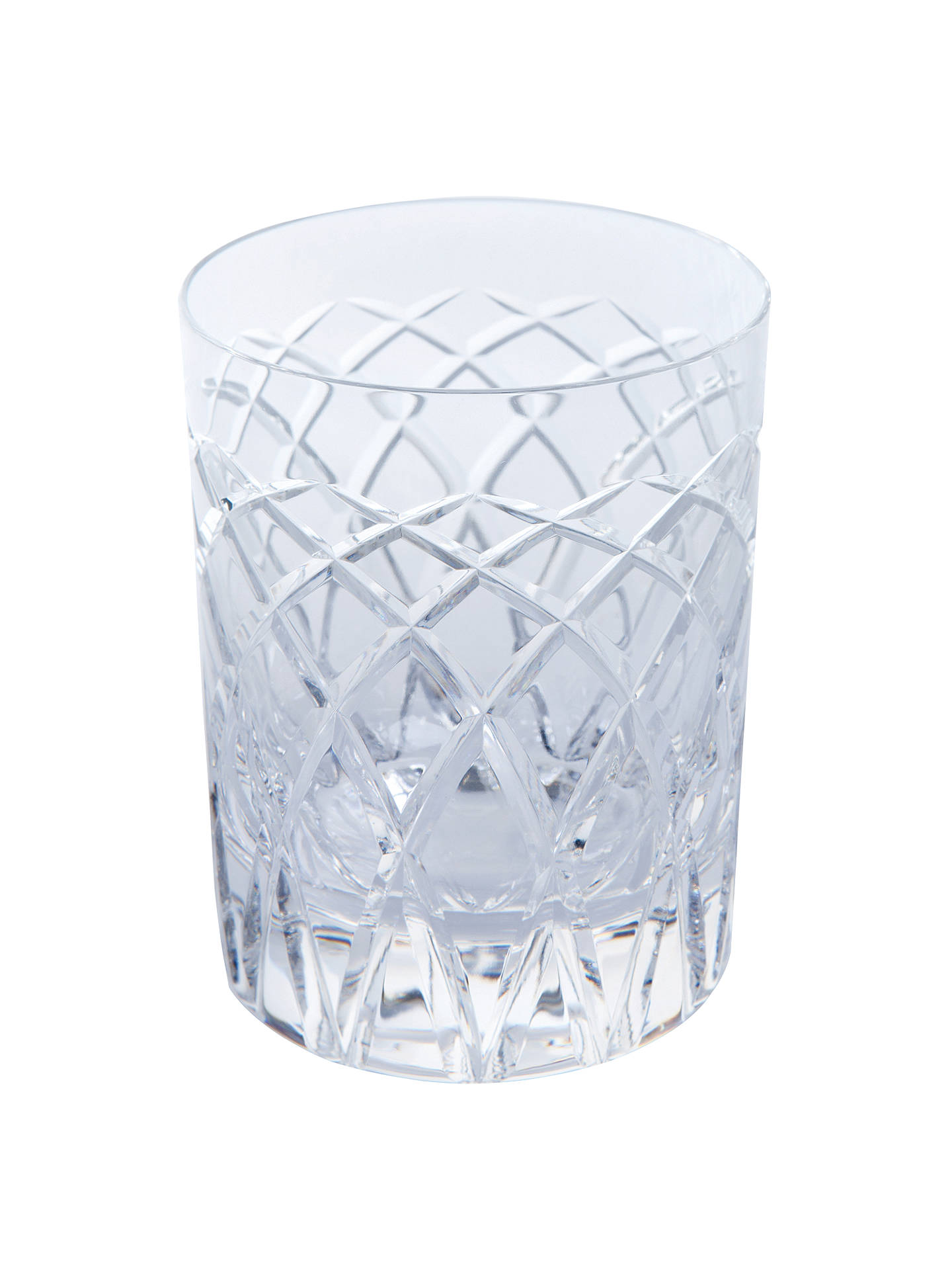 BuyRoyal Brierley Harris Tumbler, Set of 2, Clear, 230ml Online at johnlewis.com