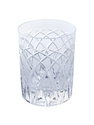 Buy Royal Brierley Harris Tumbler, Set of 2, Clear, 230ml Online at johnlewis.com