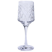 Buy Royal Brierley Harris Crystal Wine Glasses, Set of 2 Online at johnlewis.com