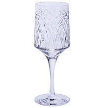 Buy Royal Brierley Harris Goblet, Set of 2, 340ml Online at johnlewis.com