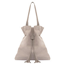 Buy Mint Velvet Alice Suede Tassel Tote Bag Online at johnlewis.com