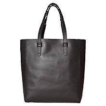 Buy White Stuff Classic Leather Tote Bag Online at johnlewis.com