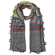 Buy White Stuff Taste of the Tropics Scarf, Multi Online at johnlewis.com