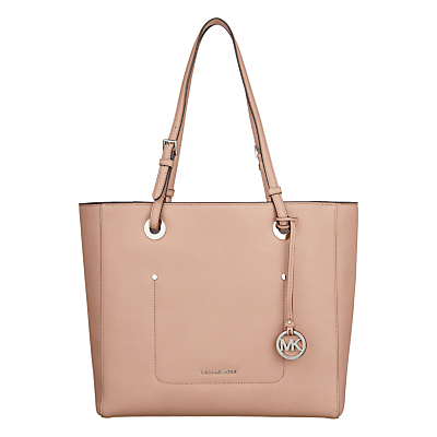 MICHAEL Michael Kors Walsh Leather Large East / West Tote Bag