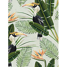 Buy Mind the Gap Birds of Paradise Paste the Wall Wallpaper Set, WP20092 Online at johnlewis.com
