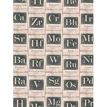 Buy Mind the Gap Periodic Table Paste the Wall Wallpaper Set, WP20041 Online at johnlewis.com
