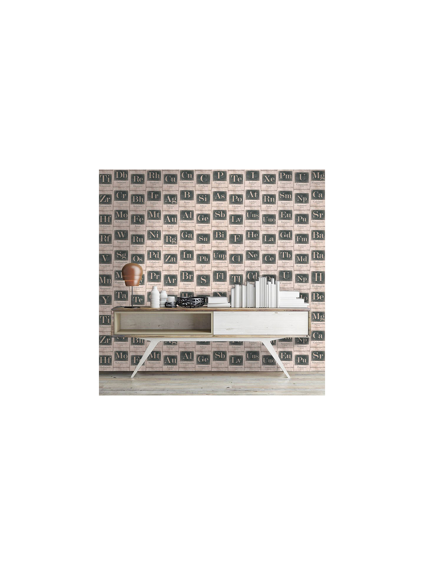 Mind The Gap Periodic Table Paste The Wall Wallpaper Set Wp20041