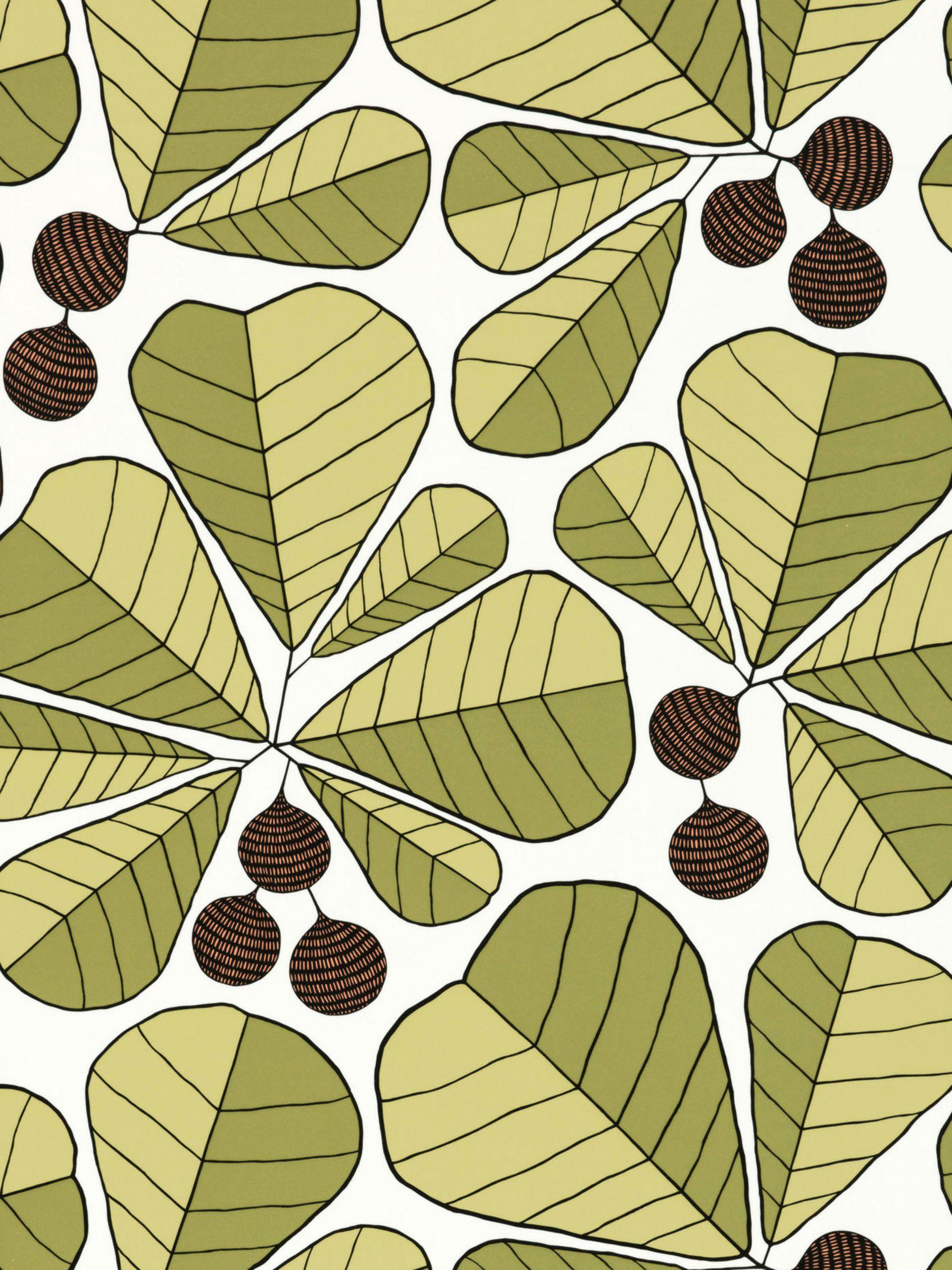 MissPrint MissPrint Great Leaf Wallpaper