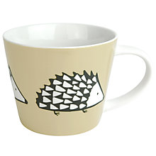 Buy Scion Spike Large Mug, Neutral Online at johnlewis.com