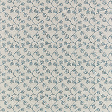 Buy Sanderson Home Ingleton Curtain, Teal Online at johnlewis.com