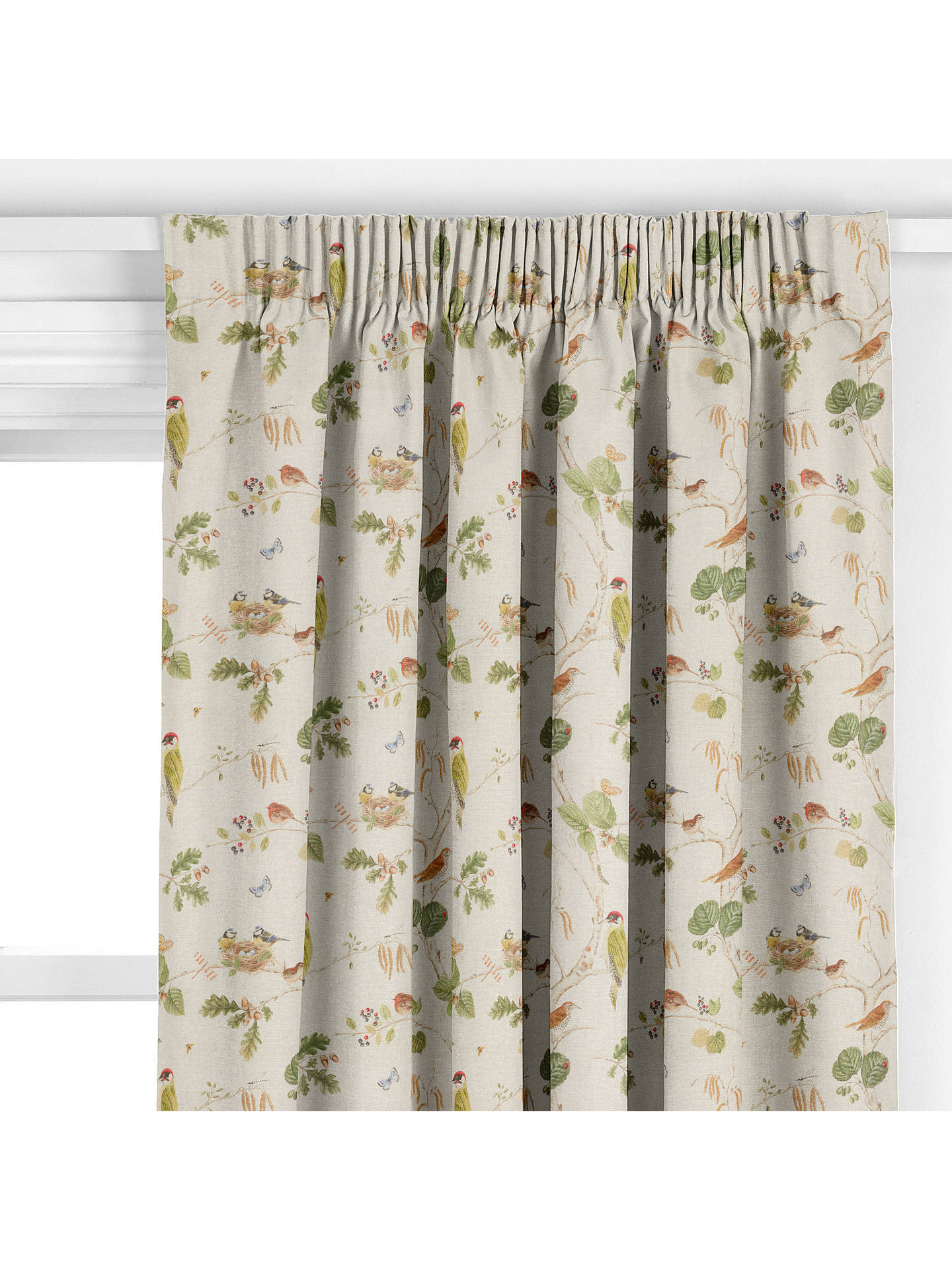 John Lewis Ready Made Curtains Sanderson Www