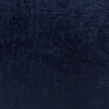 Buy Voyage Mimosa Velvet Curtain, Indigo Online at johnlewis.com