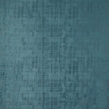Buy John Lewis Casma Curtain, Teal Online at johnlewis.com