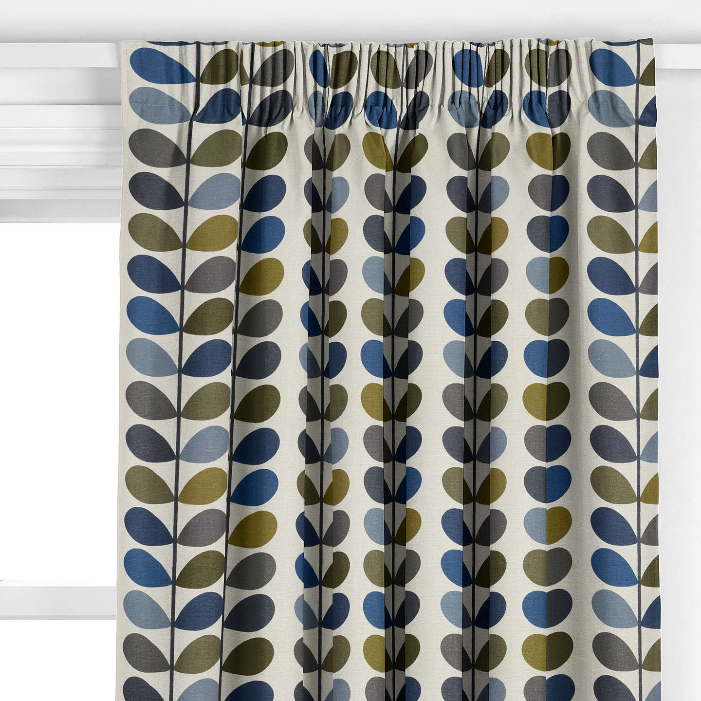 orla kiely curtains multi stem savaeorg