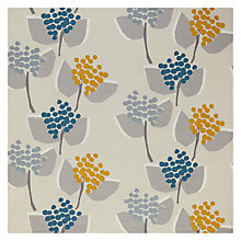 Buy John Lewis Stellan Curtain, Slate Online at johnlewis.com
