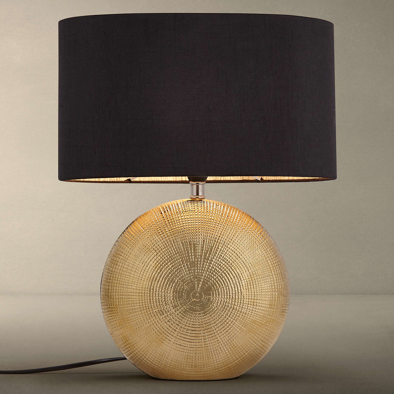 John lewis benjamin ceramic table lamp small brass at john lewis buyjohn lewis benjamin ceramic table lamp small brass online at johnlewis aloadofball Image collections