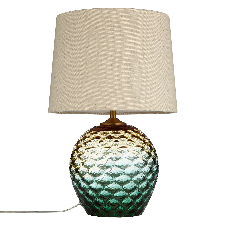John lewis abigail dimple ombre table lamp green at john lewis buyjohn lewis abigail dimple ombre table lamp green online at johnlewis aloadofball Images