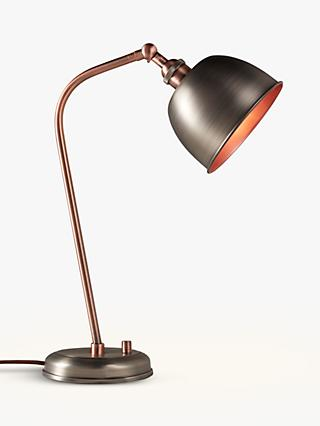 John Lewis & Partners Baldwin Desk Lamp