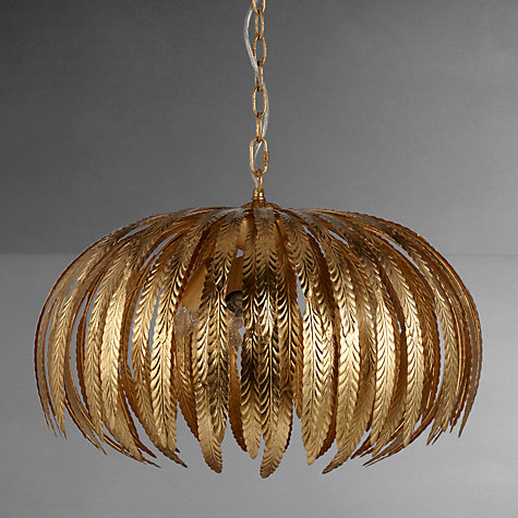 Buy john lewis montserrat ceiling light gold john lewis buy john lewis montserrat ceiling light gold online at johnlewis aloadofball Gallery
