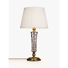 Buy John Lewis Davina Table Lamp Online at johnlewis.com