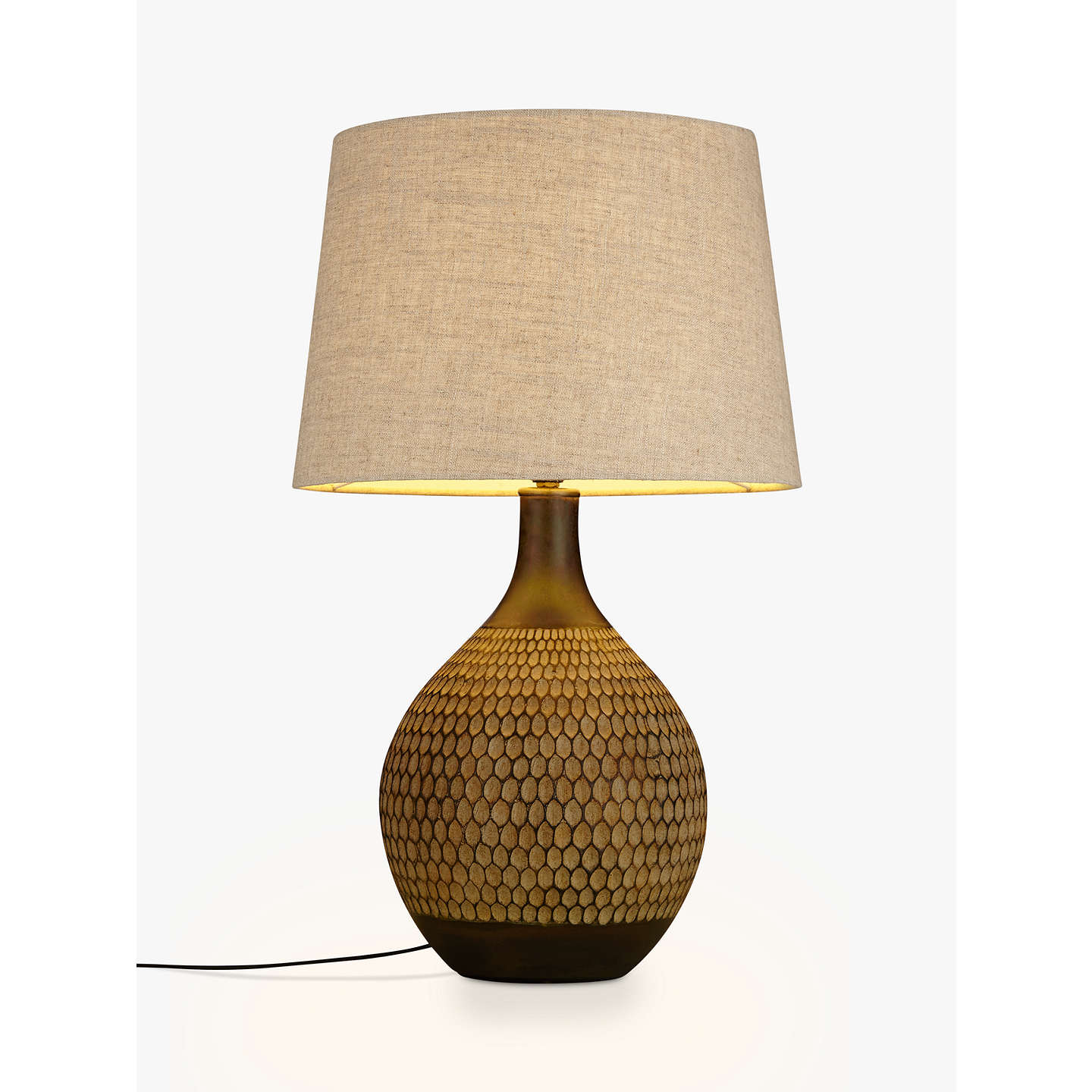 John lewis coco table lamp at john lewis buyjohn lewis coco table lamp online at johnlewis aloadofball Gallery